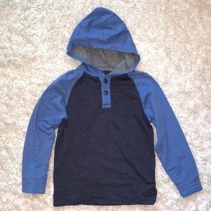 Children's Place Long Sleeve Hoodie Shirt Size 7/8